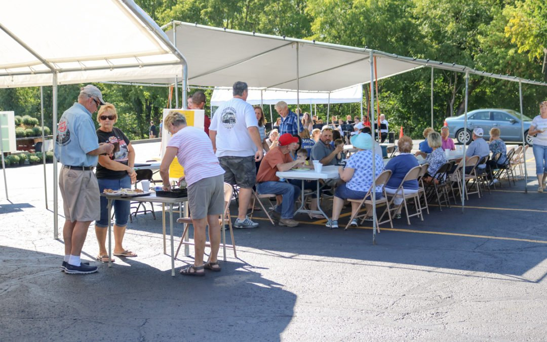 Photos from the 3rd Annual Ice Cream Social & Fun Day