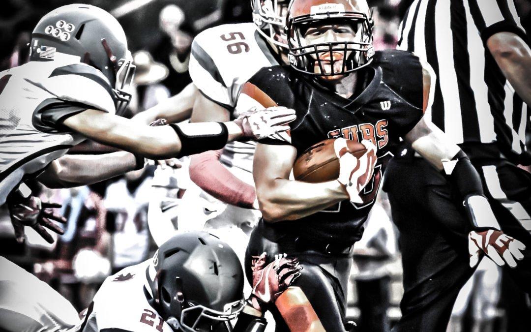 Holding nothing back: Jackson Hauger gets A for effort, athleticism | Mansfield News Journal